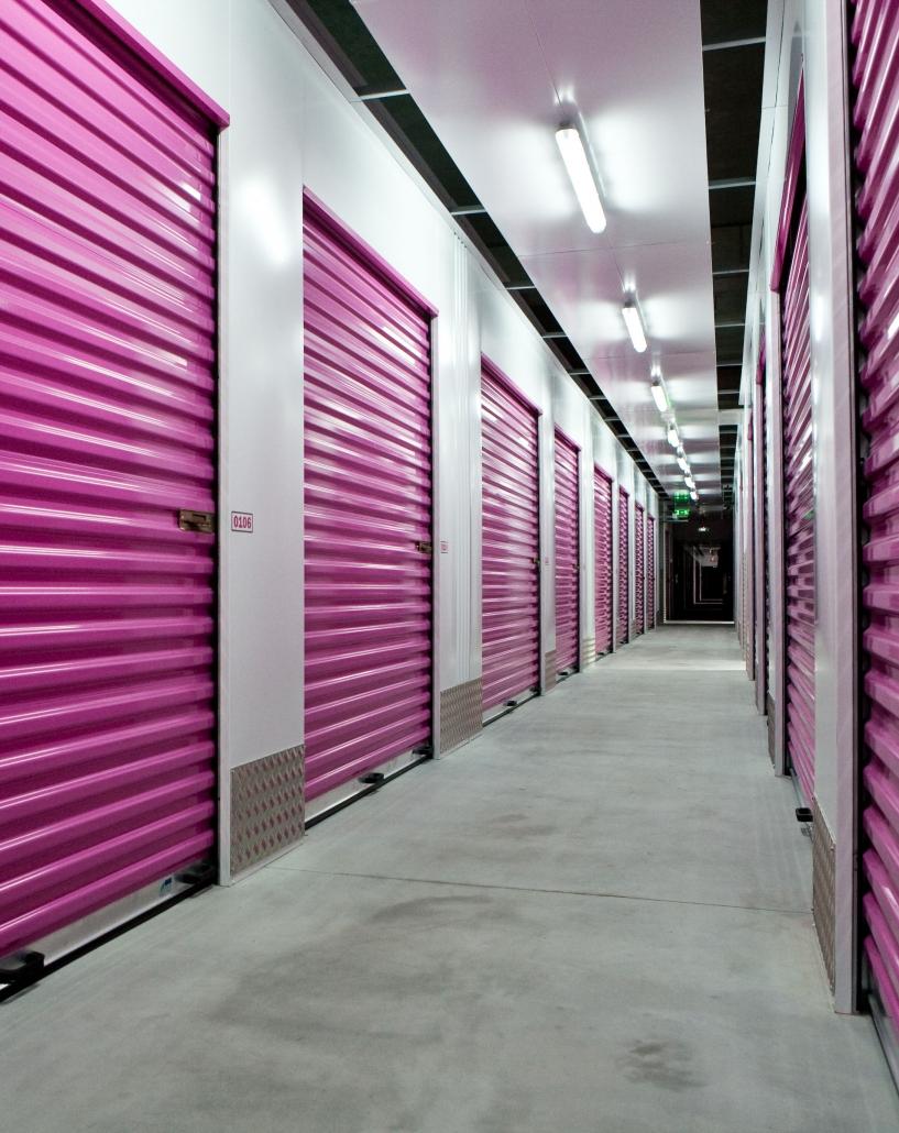 Self storage raktározás az Euro Mini Storage-nál