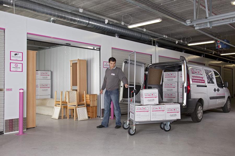 Euro Mini Storage - self store raktár